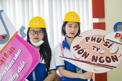 Tham quan trải nghiệm Nhà máy Ajinomoto Long Thành, Đồng Nai