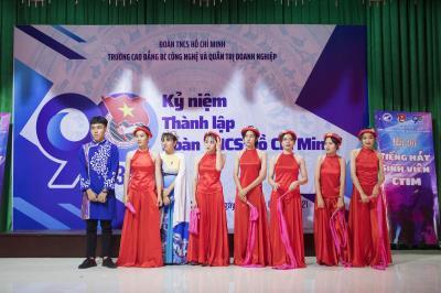 """Vòng Sơ kết Hội thi """"Tiếng hát sinh viên CTIM 2021"""""""