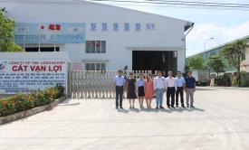 Trường Cao đẳng Bán công Công Nghệ Và Quản Trị Doanh Nghiệp (CTIM) đã có chuyến ghé thăm và làm việc với Công ty TNHH Thiết bị Điện công nghiệp Cát Vạn Lợi