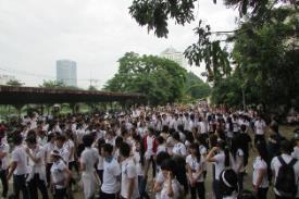 Nhộn nhịp Ngày Hội sinh viên CTIM 2015