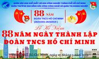 Lễ kỉ niệm 88 năm ngày thành lập Đoàn TNCS Hồ Chí Minh (26/03/1931-26/03/2019)