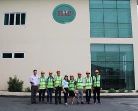 Trường Cao đẳng CTIM đã đưa sinh viên Khoa Công nghệ - Khóa 19 đến Công ty TNHH Kỹ Thuật Cơ Điện Mee thực tập cuối khóa