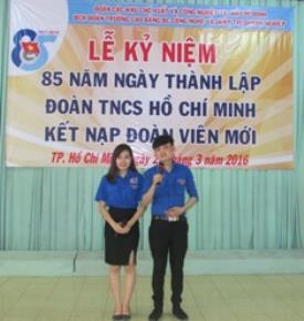Mít tinh kỷ niệm 85 năm Ngày thành lập Đoàn TNCS Hồ Chí Minh (26/3/1931 – 26/3/2016)