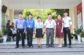 Cán bộ Phòng Tổ chức - HC - QT