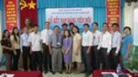 Lễ kết nạp Đảng viên mới lần 3 năm 2011