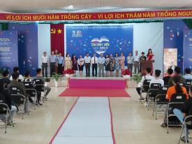 Khai mạc tuần sinh hoạt chính trị đầu khóa năm học 2019-2020