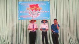 Chương trình giao lưu đại biểu Tàu thanh niên Đông Nam Á SSEAYP