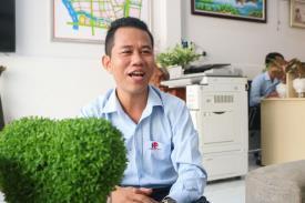 Nguyễn Phước Sửu - Cựu SV ngành QTKD - Giám đốc Công ty BĐS Hưng Phát