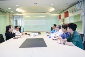 Công ty TNHH BEOWULF VN ký kết hợp tác, tuyển dụng với Cao đẳng CTIM