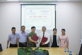 Ký kết hợp tác tuyển dụng với Công ty CP Hino Sao Bắc