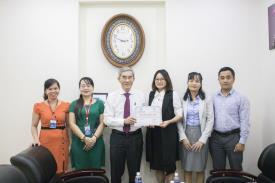 Công ty TNHH Tư vấn DSC 166 trở thành đối tác tuyển dụng với CTIM