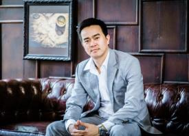 Chủ tịch HĐQT, tổng Giám đốc Công ty CP  Dầu Nhớt NP OIL - anh Phan Thanh Thảo - Cựu HS THPT Lê Quý Đôn, Gia Lai - Cựu SV QTKD CTIM
