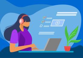 Thông báo triển khai sinh viên học trực tuyến từ ngày 06/4/2020