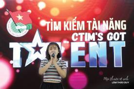 Vòng Chung kết CTIM Got Talent - Cuộc thi tìm kiếm tài năng mùa 3.