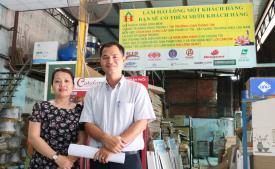 Hệ thống kho gạch men Hồng Appollo ký kết hợp tác tuyển dụng và thực tập với CTIM