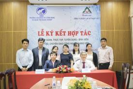 Ký kết hợp tác với VIETEKCONS - nhà thầu cơ điện hàng đầu VN