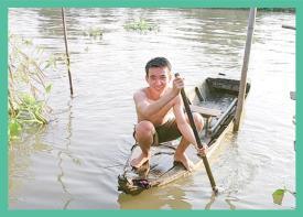 Cậu học trò sửa đồ thuê, kiếm tiền đi học và hành trình thực hiện ước mơ với ngành Ngôn ngữ Anh tại Cao đẳng CTIM