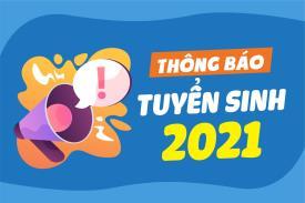 Cao đẳng CTIM quận 7 thông báo tuyển sinh 2021