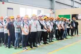 CTIM-Sinh viên ngành Điện-Điện tử, ngành Cơ khí đi thực tập được Doanh nghiệp trả lương.