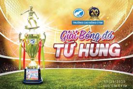 Giải bóng đá Cúp Tứ hùng 2019.