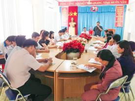 Hội nghị học tập Nghị quyết Đại hội Đại biểu Đảng bộ thành phố lần thứ X (NK 2015-2020)