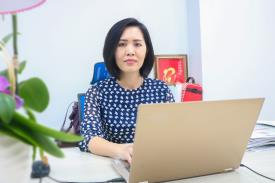 Nguyễn Thị Bích Hà - Cựu SV ngành QTKD - Giám đốc Kinh doanh Công ty BĐS Phát Hưng