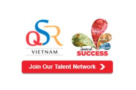 Công Ty QSR Việt Nam tuyển dụng tháng 12/2019