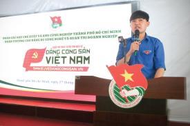 Cuộc thi trực tuyến Tìm hiểu về Đảng Cộng sản Việt Nam.