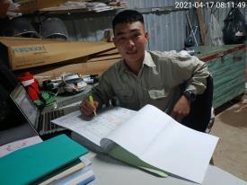 Lê Văn Hiếu - Cựu sinh viên ngành Điện, điện tử Khóa 19