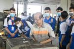 Sinh viên Điện - Điện tử K22 tham quan và trải nghiệm tại Công ty TNHH Công nghệ Kỹ thuật Liên kết Thiên Hòa OW